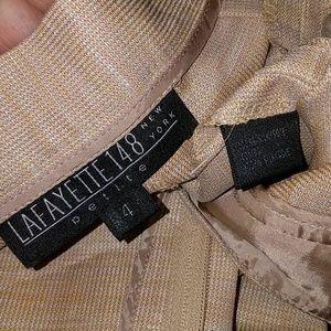 Lafayette 148 New York Pants - NWT, LAFAYETTE NY 148 NY Silk Trouser
